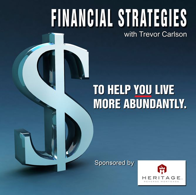 New Radio Show/Podcast: Financial Strategies